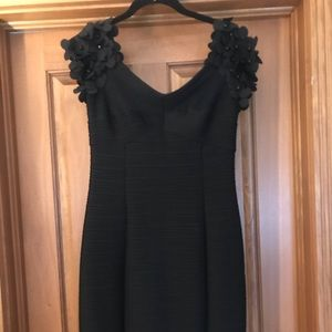 Classy dress for wedding or even a formal event.